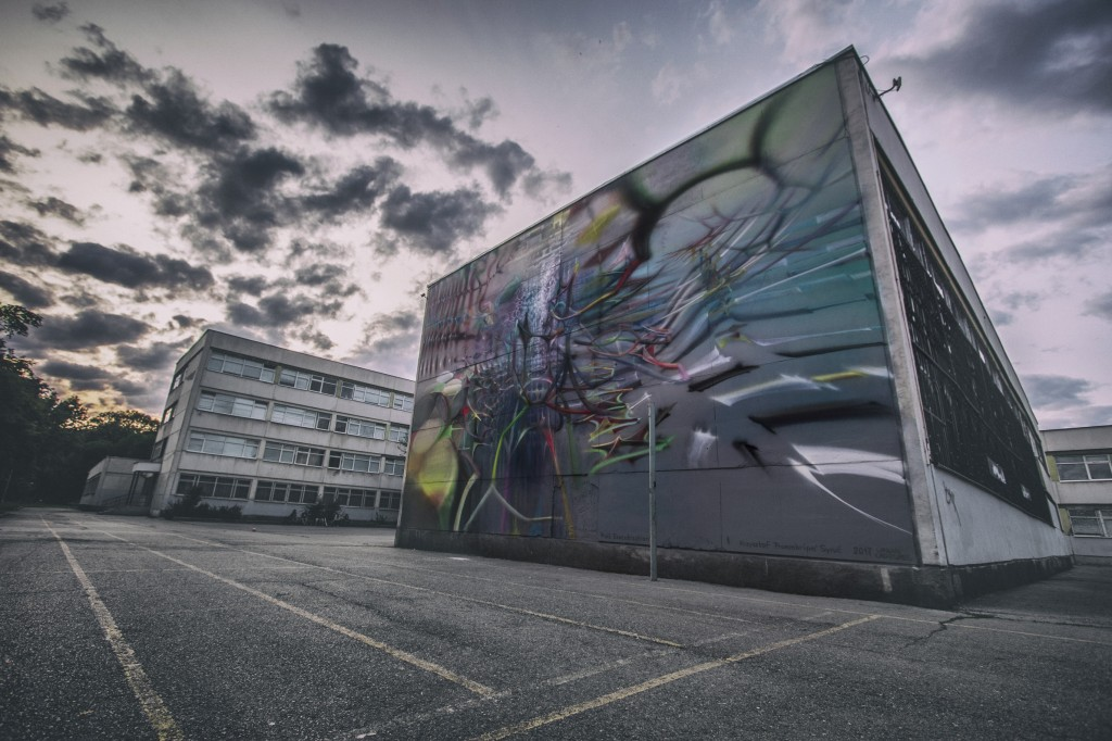 Krzysztof Syruć for Urban Creatures 2017