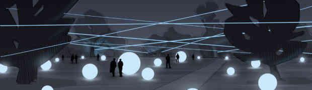 Sofia Lights - Магическа реалност в парка